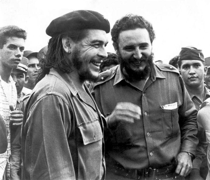 arbol genealogico - Página 2 Fidel-y-el-Che